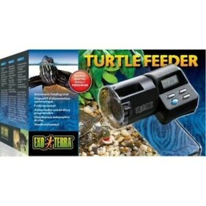 Exo Terra Auto Automatic Turtle Food Feeder