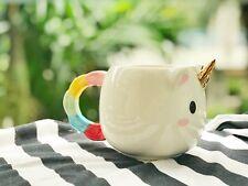 UNICORN TRAVEL MUG PERSONALISED GIFT MUG COFFEE CUP UNICORN GIFTS CERAMIC MUG UK