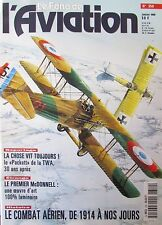 REVUE LE FANA DE L AVIATION DE 1999 3 NUMEROS de 350 à 352 EN LOT OU A L UNITE