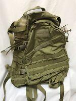 Eagle Industries MOLLE A-III 3 Day Assault Pack Khaki 500D Backpack DEVGRU