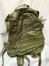 Eagle Industries MOLLE A-III 3 Day Assault Pack Khaki 500D Backpack DEVGRU