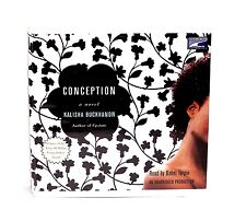 BOOK/AUDIOBOOK CD Kalisha Buckhanon Novel CONCEPTION