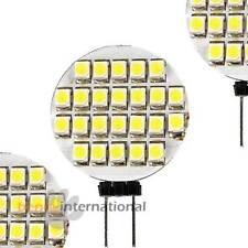 12V G4 24 SMD LED WHITE COOL LAMP BULB Car Garden DC Light Jayco Caravan