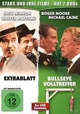 Jack Lemmon - Extrablatt / Bullseye Volltreffer [2 DVDs]