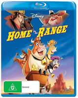 Home On The Range ( Blu-ray )