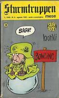 STURMTRUPPEN MESE n° 4 - Bonvi (Corno, 1981) Serie Cronologica