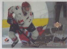 Chris Phillips 1996-97 UD ICE Canada World Jr Card # 137