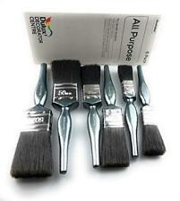 Dulux Trade All Purpose Filament-Bristle Paint Brushes Pack of 6