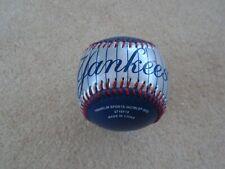 NEW YORK YANKEES BASEBALL BALL NY SOFT STRIKE FRANKLIN SPORTS 2005