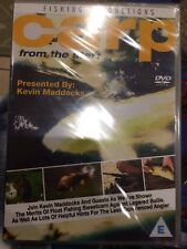 CARP FROM THE START - KEVIN MADDOCKS New & Sealed DVD
