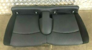 Mini Cooper F56 Rear Seat Cushion Bench seat BLACK LEATHER OEM 7299506