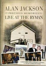 Alan Jackson: Precious Memories - Live at the Ryman (DVD, Region 1) Very Good!