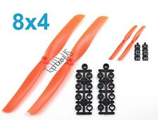 4pcs EP-8040 (8x4) RC Plane Airplane Electric Propeller, US TH001-03004