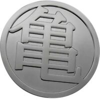 Dragon Ball Dbz Metal Belt Buckle Kame Roshi Goku Symbol Kanji Dragonball New