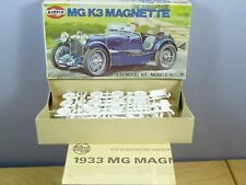 VINTAGE AIRFIX  SERIES 3 UNMADE KIT MODEL No.03443-2    MG  K3  MAGNETTE  VN MIB