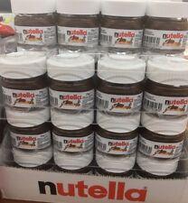 Lot Revendeur Destockage 25 Minis Pots De Nutella Pour Les Gourmands