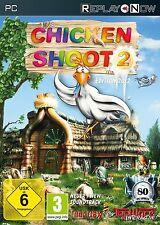 Chicken Shoot 2 [PC STEAM KEY] - Multilingual [E/F/G/i/S]