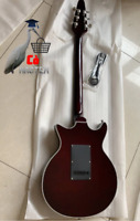 Brian May Guitar Black Pickguard Tremolo Bridge Wine Red Electric Guitars