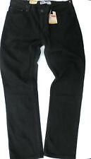 NEW women's LEVI'S 511 slim black jeans denim pants size 14 33x28