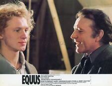 RICHARD BURTON PETER FIRTH EQUUS PETER SHAFFER 1978 VINTAGE LOBBY CARD #2