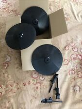 "Alesis Electronic Drum Set Dm6 - Three 12 "" Cymbals Plus Mounting Clamps"