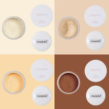 PHOERA® No Filter Setting Powder Loose Face Translucent Foundation Makeup + Puff