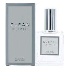 Clean ULTIMATE Perfume by DLISH 1 oz / 30 ml Eau De Parfum EDP, NEW, SEALED