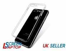 For iPhone 7Plus Clear Ultra Thin Slim Transparent Tpu Silicone Gel Case Cover
