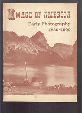 Image of America Early Photography 1839-1900 Library of Congress Catalog 1957