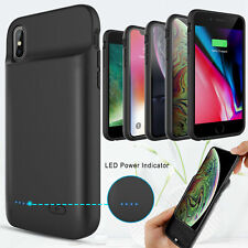 Battery Power Bank Case Cover Charging Charger  For iPhone 11 Pro X XR XS Max
