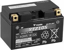 Yuasa YTZ10S High Performance AGM Battery Yamaha YFM35R Raptor 04 - 13 YUAM7210A