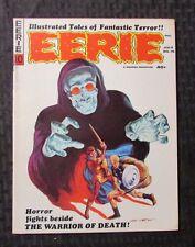 1967 Eerie Warren Horror Magazine #10 Vf- 7.5 Crandall Colan Craig Frazetta Toth