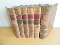 HISTORY OF ENGLAND ILLUSTRATED - KNIGHT 6 VOLS  American war Independence cook