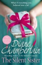 The Silent Sister by Diane Chamberlain (Paperback)
