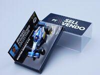 M. Schumacher Collection Nr.16 Benetton B195 Minichamps 510956401 1:64 Formel 1