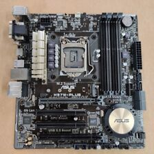 Carte mère ASUS H97M-plus, micro ATX, LGA1150, USB 3.0, HDMI, DVI, Desktop
