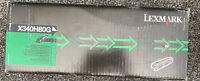 GENUINE LEXMARK X340H80G NEW FACTORY SEALED TONER CARTRIDGE X340 X342