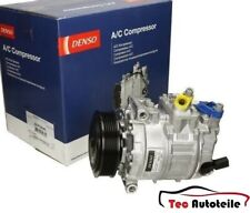 DENSO Klimakompressor AUDI A3 SKODA OCTAVIA SUPERB VW CADDY GOLF PASSA 1,6 2,0