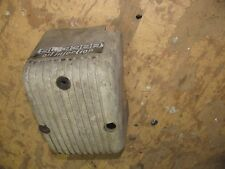 Vintage Yamaha Snowmobile 1971 SL 338 Air Box Outer Cover