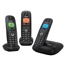 Gigaset Gigaset A540A TRIO Noir Teléfono fijo digital manos libres Pantalla