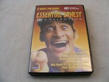 ESSENTIAL ERNEST COLLECTION 6-Movie 2-Disc DVD Set Jim Varney Goes Africa Army