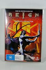 REIGN THE CONQUEROR COMPLETE COLLECTION - Region4 DVD - BRAND NEW
