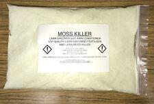 2kg Iron Sulphate heptahydrate•99%pure•Moss killer•LAWN FERTILISER•LAWN GREENER•