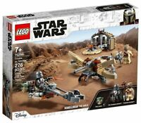 Lego Star Wars Trouble On Tatooine Mandalorian Brand New 75299 In Hand Fast P&P