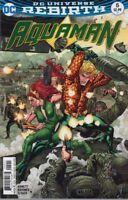 Aquaman #5 Rebirth Comic 1st Print 2016 New NM ships in T-Folder