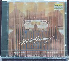 Rare An Organ Blaster Murray CD 10 Tracks New Telarc 61 mins Sealed MINT 1991