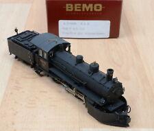 Bemo 1290 111 RhB Dampflok mit Schneeräumer G 4/5 111 / Neuwertig / OVP / H0m