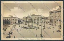 Cagliari città Piazza Carmine cartolina ZG0210