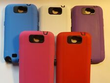Heavy duty, shockproof, builders case, cover for Samsung Galaxy Note 2 ii, N7100