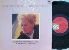 Judy Holliday & Gerry Mulligan ORIG US LP Holliday with Mulligan NM Jazz Cool